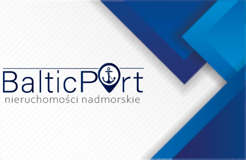 grafiki stworzone dla firmy Baltic Port